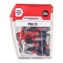 Bity PH2-25mm - 25 szt...